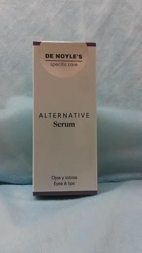 DE NOYLE'S Alternative Serum  Ojos Y Labios