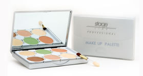 STAGE LINE MAKE UP PALETTE - PEQUEÑA.