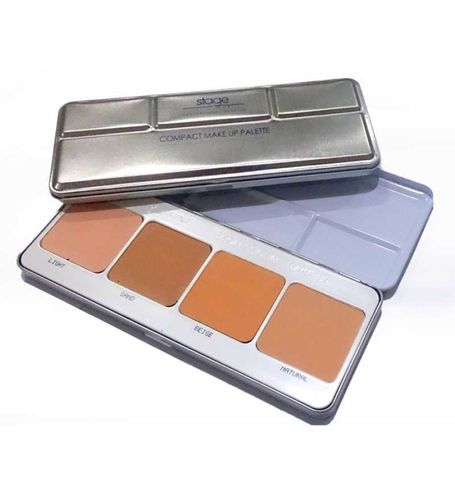 STAGE LINE COMPACT MAKE UP PALETTE