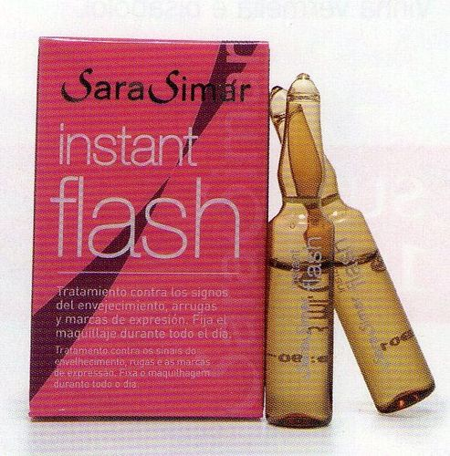 Sara Simar Instant Flash 2 Amp. X 3 Ml.