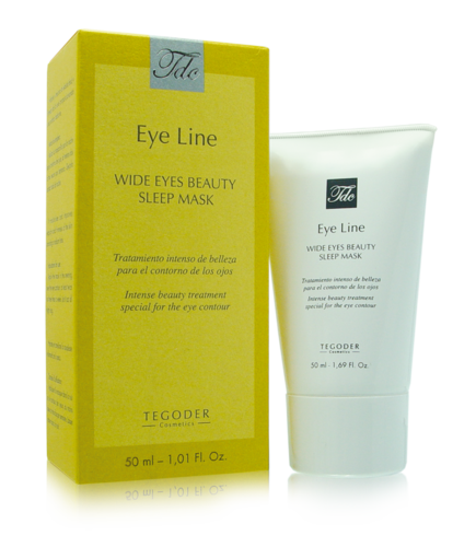 WIDE EYES BEAUTY SLEEP MASK 50ML